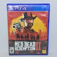 BD PS4 RDR Red Dead Redemption 2 II