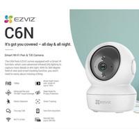 IP Camera CCTV Wifi EZVIZ C6CN Full HD 1080p 2MegaPixels (Support LAN)