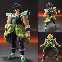 Shf Broly Dragon Ball Super Movie Action Figure