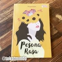 Novel PESONA RASA (Dia Paramita)