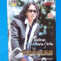 Kaset VCD Original Lagu Malaysia Slow Rock Thomas Arya