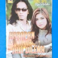 Kaset VCD Original Pop Rock Malaysia Thomas Arya Lagu Lagu Terpopuler