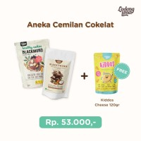 Paket Aneka Cemilan Coklat