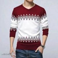 Sweater Rajut Pria Elegan