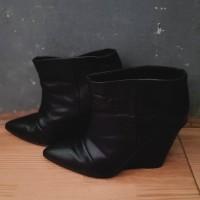 Boot Wedges Mango