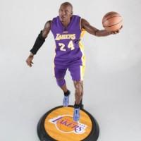 Action Figure Kobe bryant NBA player real masterpiece legend creation