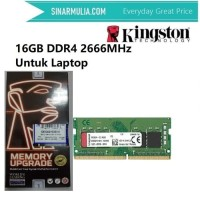 Memory Ram Kingston 16GB 2666MHz DDR4 KVR26S19D8/16
