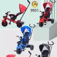 sepeda roda tiga pasific 9951