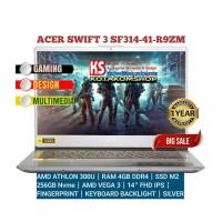 """LAPTOP GAMING ACER SWIFT 3 SF314-R9ZM AMD ATHLON 4GB SSD 256GB 14"""" FHD"""