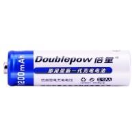 DOUBLEPOW AA 1200mAh Batre 1.2v Baterai Charge Cas Rechargeable 1pcs