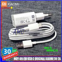 Charger Xiaomi Redmi 9 ORIGINAL 100% USB C Resmi Indonesia
