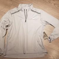Baju Kaos Olahraga Sport Nike Lengan Panjang Import Premium Quality