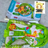 Fisher Price New Born to Toddler Bouncer second bekas