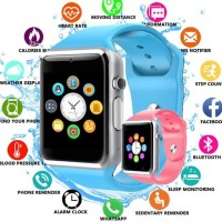 Smartwatch U10 Jam Tangan Anak Smart Watch A1 Android Support SIMCARD