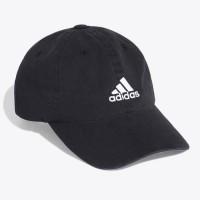 Topi Adidas Dad Cap Black Original