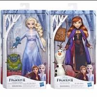 Barbie Elsa Anna Hasbro original Frozen 2 boneka elsa anna olaf kristo