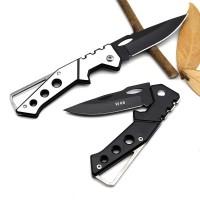 Pisau Lipat Saku Portable Knife Survival Multifungsi - KNIFEZER STEEL