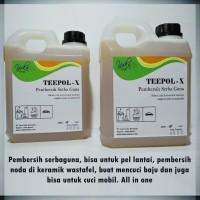 Teepol - X (Pembersih Serbaguna) 1 Liter / 1Liter / 1L