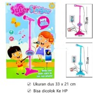 ZM - MAINAN ANAK SUPER SINGER 1251 - MICROPHONE KARAOKE MP3