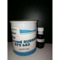 Silicone Rubber RTV 683 1 Kg
