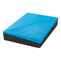 WD My Passport 5TB External HDD Portable -USB 3.0- 3 years warranty