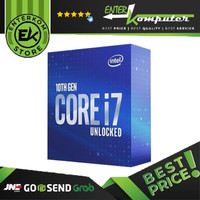 Intel Core i7-10700K 3.8Ghz Up To 5.1Ghz - Cache 16MB [Box] LGA 1200