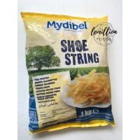 Mydibel Shoe String French Fries Kentang Goreng 1kg