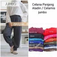 TERLARIS TERMURAH Celamis Model Ban Size Jumbo - Celana Dalaman Gamis