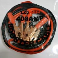 KABEL PANCING AKI/KABEL JUMPER AKI/BOOSTER CABLE 400A (PANJANG 2M)