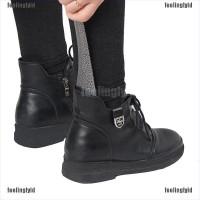 Fe1id howste 1Pc Sendok Sepatu Bahan Stainless Steel 19cm