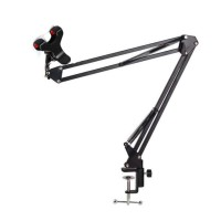 Stand Holder Tablet Androild Model Boom Arm Table Lazypod Stand D9 - Androild