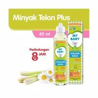 MY BABY MINYAK TELON PLUS 85 ML / MINYAK TELON BAYI GROSIR MURAH