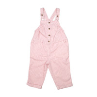 Gingersnaps Woodland Whimsy Jumpsuit Red/Offwhite