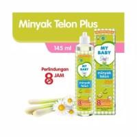 MY BABY MINYAK TELON PLUS 145 ML / MINYAK TELON BAYI MURAH GROSIR