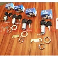 kunci loker besi atau kunci loker kait atau Cam lock huben 103 - 16 MM