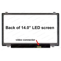 Led Lcd Laptop HP 14-R017TX TPN-C116