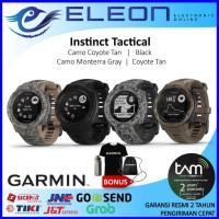 Garmin Instinct Tactical - Garansi Resmi TAM 2 Tahun
