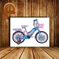 """Element - Frozen 1.0 12"""" Sepeda Anak"""