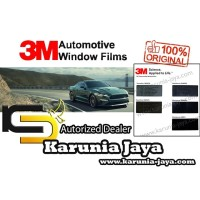Kaca Film 3M Garansi Resmi paket Medium Car Crystalline + Blackbeauty