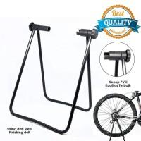 Standar Duduk Sepeda paddock