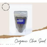 Organic Chia Seed Mexico Kemasan 100 gram