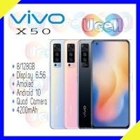 Vivo X50 - 8GB/128GB - Garansi Resmi