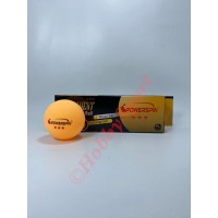 Bola Pingpong PowerSpin Power Spin Ori 3 Tenis Meja Ball Table Tennis