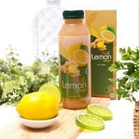 sari lemon murni dan jahe TASTY LEMON GINGER