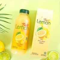 100% sari lemon murni TASTY LEMON - Lemon