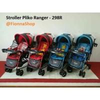 Stroller Kereta Dorong Bayi Pliko 298R Ranger bisa Gojek Murah