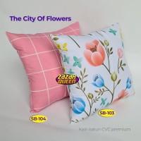 Sarung Bantal Sofa Minimalis / Cushion Cover - Couple