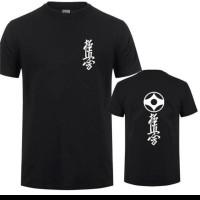 tshirt Baju Kaos Kyokushin Karate Big Size 3XL & 4XL