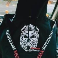 Jaket Sweater Hoodie SuperMoto - High Quality