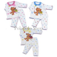 Baju tidur piyama bayi perempuan / cewek / cewe